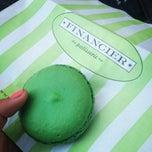 Photo taken at Financier Patisserie by Elizabeth C. on 7/11/2012