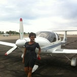 Photo taken at Boulder Municipal Airport by Benjamin L. on 7/29/2012