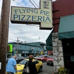 Photo taken at Flying Pie Pizzeria by Weston R. on 7/29/2012