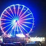 Photo taken at Metrolina Expo by Fergus H. on 4/21/2012