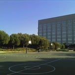Photo taken at EA Sports Basketball Courts by Gabriel W. on 5/30/2012
