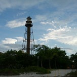 Photo taken at Sanibel Island Lighthouse by Susan on 6/21/2012
