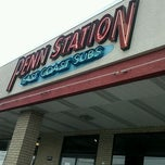 Photo taken at Penn Station East Coast Subs by Cheina Curvaciousdiva D. on 5/26/2012