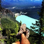 Photo taken at Lake Louise, Banff National Park by Devender K. on 7/22/2012