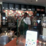 Photo taken at Starbucks by Janelle f. on 5/3/2012