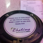 Photo taken at Chatime by Grace V. on 8/21/2012