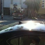 Photo taken at Fire Station #1 by Lao R. on 5/8/2012