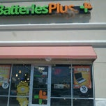 Photo taken at Batteries Plus Bulbs by R M. on 8/4/2012