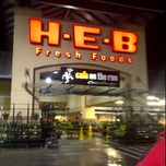 Photo taken at H-E-B by Maty M. on 3/11/2012