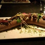 Photo taken at Moto Restaurant by Carolyn B. on 8/12/2012