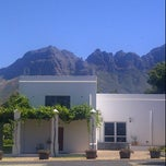 Photo taken at Lourensford Wine Farm by Carla B. on 2/18/2012