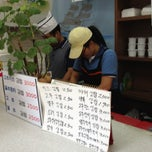 Photo taken at 김밥제작소 by KJ on 7/9/2012