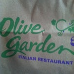 Photo taken at Olive Garden by Lauren F. on 5/23/2012