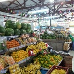 "Photo taken at Mercado Municipal do Tucuruvi ""Waldemar Costa Filho"" by Paulo M. on 6/15/2012"
