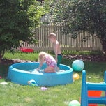 Photo taken at Holderman Family Pool by Andrea B. on 5/19/2012