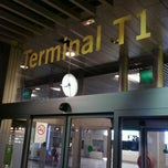 Photo taken at Terminal 1 by Alaska4576 on 8/15/2012