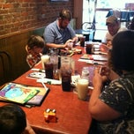 Photo taken at Huckleberry's Pizza by Mandy D. on 7/28/2012