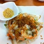 Photo taken at Saigon Cuisine by Susanne P. on 4/1/2012