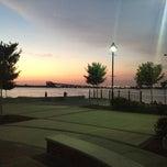 Photo taken at Prien Lake Park by Daniel H. on 7/5/2012
