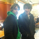 Photo taken at Caribou Coffee by Marcia F. on 2/17/2012