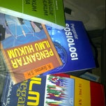 Photo taken at EFFENDI Book Store by Kodil D. on 9/5/2012