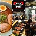 Photo taken at Yakyudori Yakitori & Ramen by Chuck F. on 8/3/2012