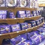Photo taken at Bournville Staff Shop (Cadbury World) by Hussain ش. on 2/11/2012