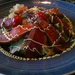 Photo taken at East Japanese Restaurant (Japas 27) by Jenny H. on 4/12/2012