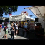 Photo taken at Rogue at Saturday Market by Oge M. on 8/11/2012