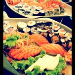 Photo taken at Oishii Sushi by Tatiana T. on 7/10/2012