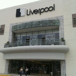 Photo taken at Liverpool by Antonio M. on 5/25/2012