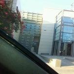 Photo taken at Συνεταιριστική Τράπεζα Πελοποννήσου by George M. on 7/19/2012