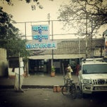 Photo taken at Matunga Railway Station by Sundeep V. on 4/13/2012