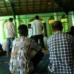Photo taken at Mesjid BPD Banda Aceh by syekh a. on 7/27/2012