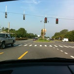 Photo taken at Interstate 95 & Palm Coast Pkwy by Dona G. on 4/10/2012