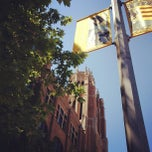Photo taken at Marquette Hall by Father M. on 6/26/2012