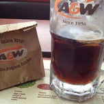 Photo taken at A&W by Dean N. on 2/18/2012