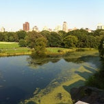 Photo taken at Central Park - Great Lawn by Shaun S. on 9/13/2012