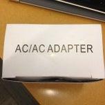 Photo taken at SeatMe HQ by Zac B. on 5/21/2012