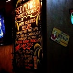 Photo taken at Red Monkey Tavern by Rachelle L. on 3/7/2012