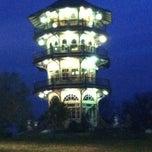 Photo taken at Patterson Park by Matt L. on 4/12/2012