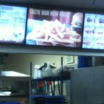 Photo taken at Burger King by Rex C. on 2/16/2012