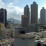 Photo taken at HSBC Centre 匯豐中心 by Johnny L. on 8/16/2012