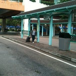 Photo taken at Discovery Bay Bus Terminus 愉景灣巴士總站 by Dmitry M. on 4/6/2012