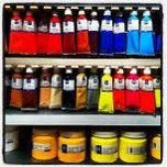 Photo taken at Van Beek Art Supplies by Gabi H. on 8/11/2012