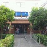 Photo taken at Escuela Politécnica Superior de Sevilla by José B. on 8/2/2012