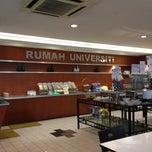 Photo taken at Rumah University by Sara S. on 5/24/2012