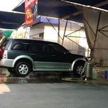Photo taken at Perfectwash carcare @ petronus by Tänā I. on 2/26/2012