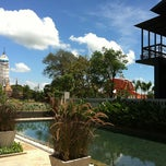 Photo taken at Iudia On The River Hotel by iNann on 7/15/2012