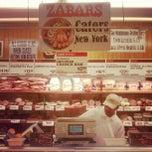 Photo taken at Zabar's by @tdavidson on 5/19/2012